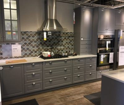Choose Ikea For Your New Kitchen