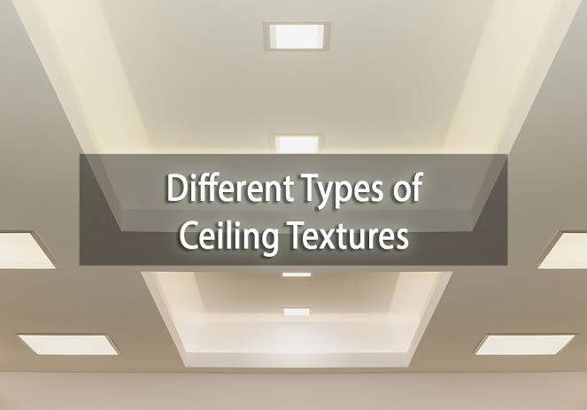 Types of Ceiling Textures and Drywall Options