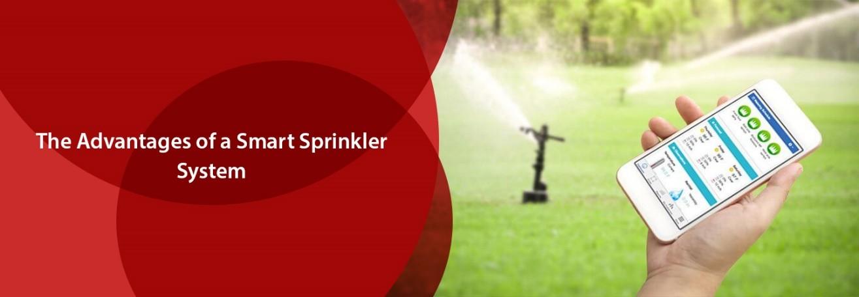 The Advantages of a Smart Sprinkler System